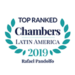 Top Ranked Chambers - 2019